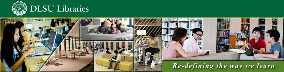 De La Salle University: DLSU Libraries : Ask LORA banner